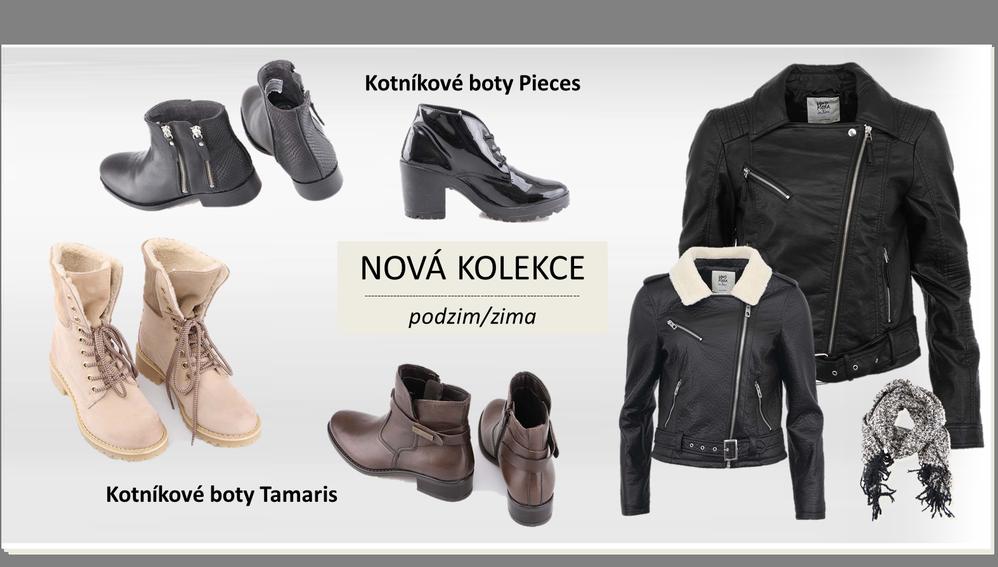 c980c83cb261 Kotníkové boty různých stylů a designů od Tamaris