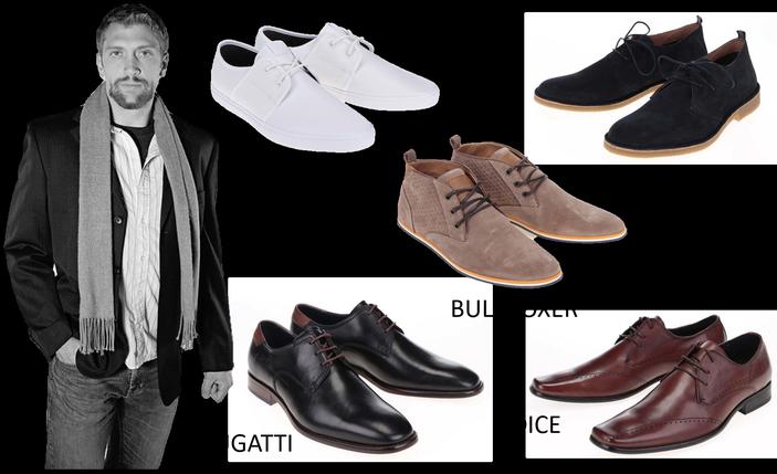8c01ee443 Nádherné luxusní pánské polobotky v módních barvách a provedení, od módních  značek Aldo, Bulldoxer, Bugatti, Dice, a Selected, se mohou stát vaším  parťákem ...