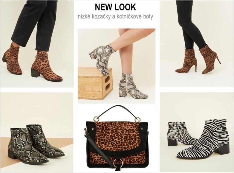 2b33b5d60ec4 Tyto designové dámské kozačky a polokozačky na podzim a zimu od anglické  módní značky NEW LOOK