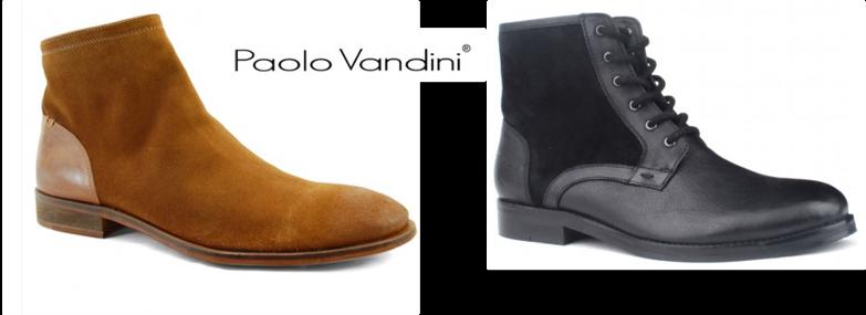 39240bf5031 Pak jsou pro vás tyto designové kožené boty značky Paolo Vandini